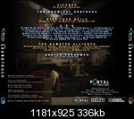 Jewel Case Back Cover